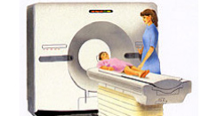CT-scanning medical equipment